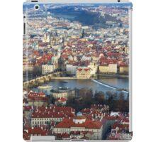 Prague Panorama iPad Case/Skin