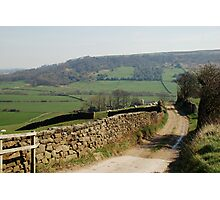 A View near Danby Castle Photographic Print
