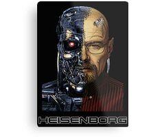 Heisenborg Metal Print