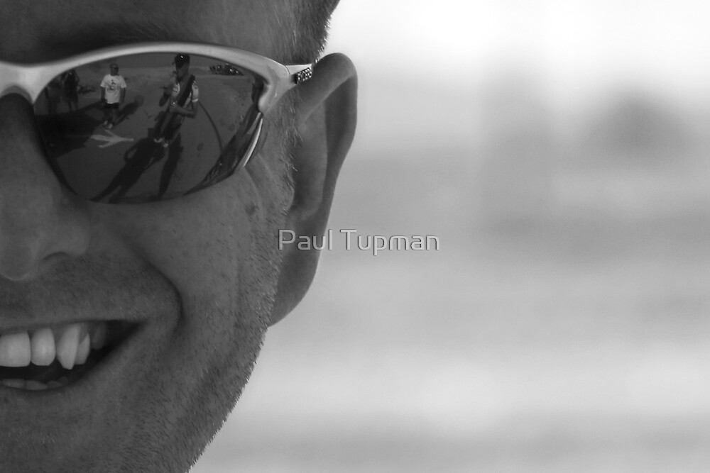 In The Detail by Paul Tupman