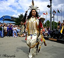 American Native Dancer by john403
