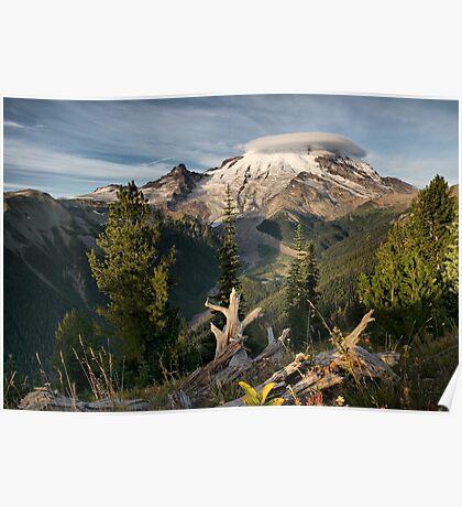 Mount Tahoma Poster