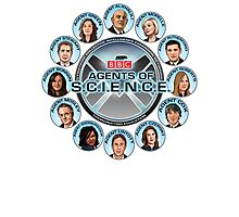 BBC Agents Of Science Photographic Print