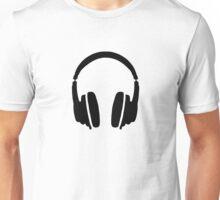 DJ' s Headphones Unisex T-Shirt