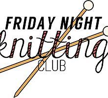Friday Night Knitting Club by smashton