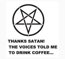 Thanks Satan! T-Shirt