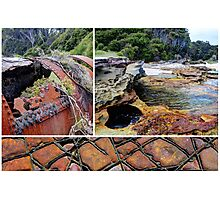 Summer at the Coast - South Durras, NSW, Australia Photographic Print