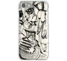 One Day In The Circus iPhone Case/Skin