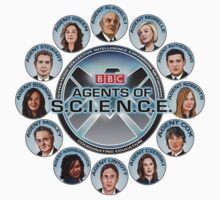 BBC Agents Of Science by Neil Davies