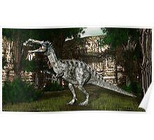 Suchomimus Poster
