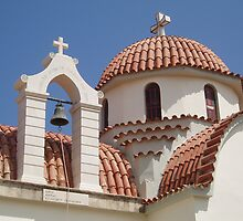 Greek Church by emele