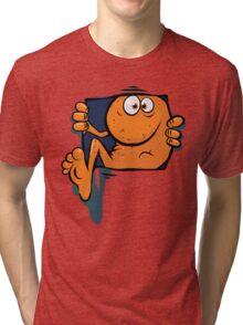Stepping out! Tri-blend T-Shirt