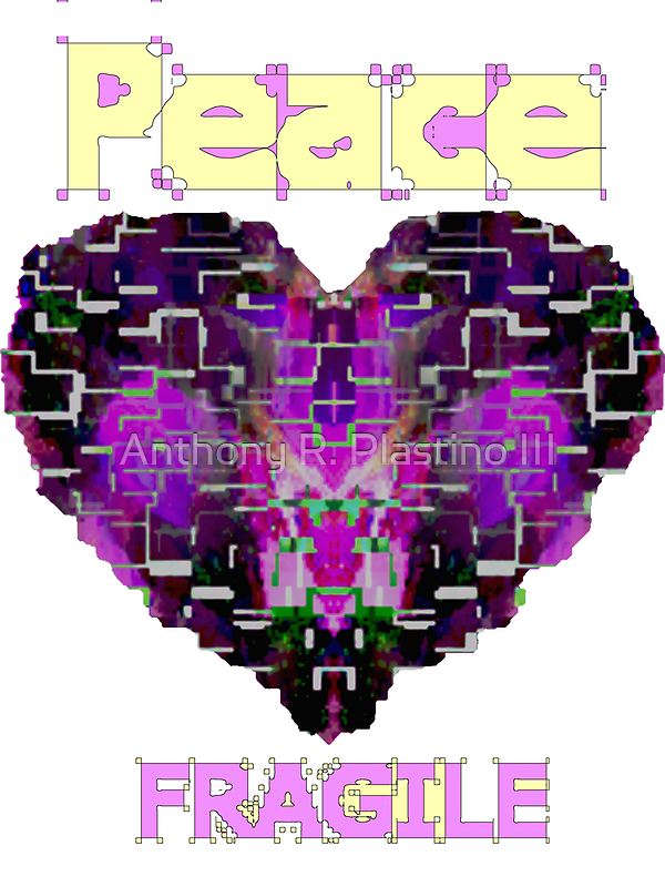 Peace  by Anthony R. Plastino III