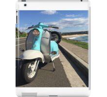 1959 Lambretta Series 1  iPad Case/Skin