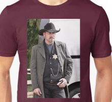 Sherifs against V/S The Daltons 01   (c)(h) by Olao-Olavia / Okaio Créations fz 1000 - 2014 Unisex T-Shirt