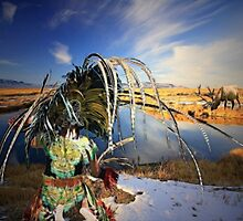 Native Dream by Gene Praag
