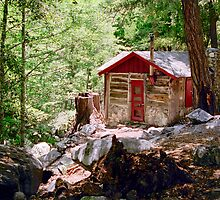 Ice House Canyon Cabin by Mark Ramstead
