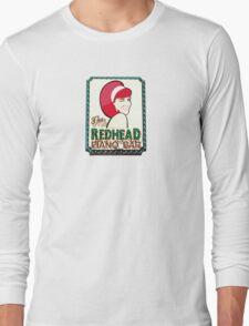 Redhead Piano Bar Long Sleeve T-Shirt