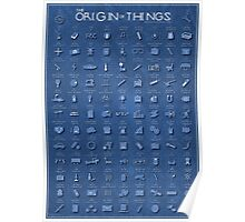 The Origin of Things Poster
