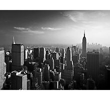 Manhattan Skyline with Empire State Building (Alan Copson ©) Photographic Print