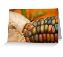 Autumn's Bounty I Greeting Card