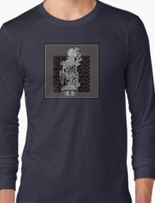 hieroglyphic 3 Long Sleeve T-Shirt