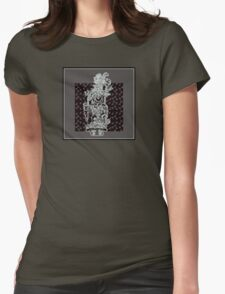 hieroglyphic 3 Womens Fitted T-Shirt