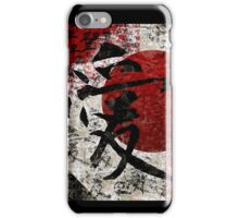 Peace Love and Hope #2 iPhone Case/Skin