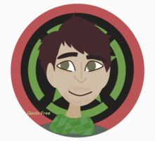 Gavin Free Bust Thing by doomSaucier