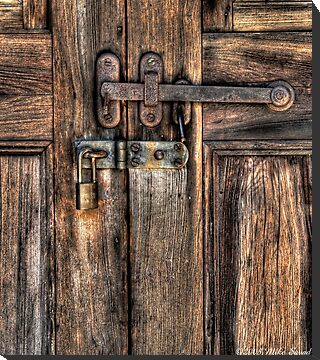 The Latch by Mike  Savad