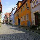 Rothenburg ob der Tauber by annalisa bianchetti