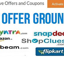 Coupon Codes For Online Stores by Offer Ground