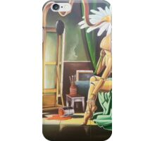 Capture of an empty soul iPhone Case/Skin