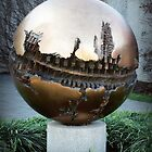 Sphere within a Sphere by Bine