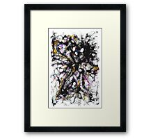 cool sketch 54 Framed Print