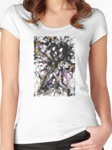 cool sketch 54 Women's Fitted Scoop T-Shirt