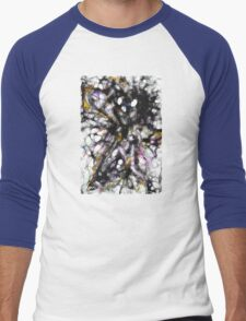 cool sketch 54 Men's Baseball ¾ T-Shirt