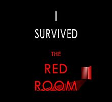I Survived the Red Room - Mr Grey by InterestingImag