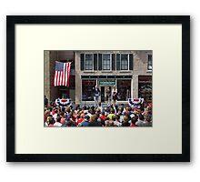 McCain Palin 2008  Framed Print