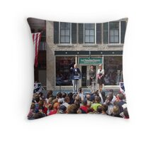 McCain Palin 2008  Throw Pillow