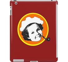 Pipe Girl iPad Case/Skin