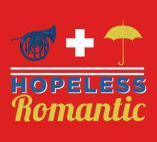 Hopeless Romantic One Piece - Short Sleeve