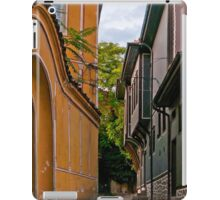 Traditional Houses in Old Plovdiv, Bulgaria iPad Case/Skin