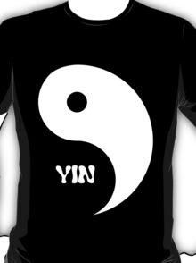 Classic Yin matches with Classic Yang T-Shirt