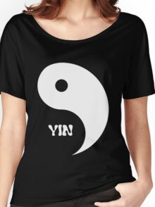 Classic Yin matches with Classic Yang Women's Relaxed Fit T-Shirt