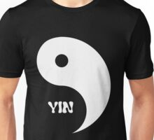 Classic Yin matches with Classic Yang Unisex T-Shirt