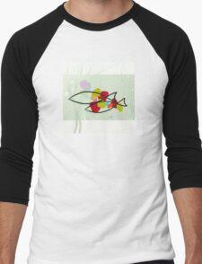 cool sketch 29 Men's Baseball ¾ T-Shirt
