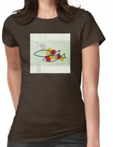 cool sketch 29 Womens Fitted T-Shirt