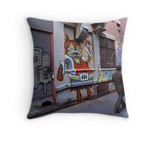 Real and Unreal! Throw Pillow
