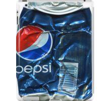 Pepsi Cola - Crushed Tin iPad Case/Skin